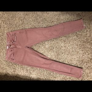 Target Brand Colored Jeans